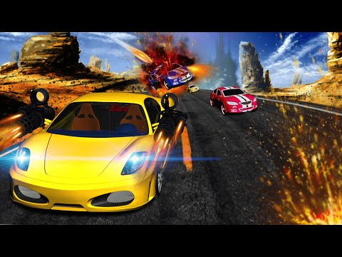 Death Race Game for Android