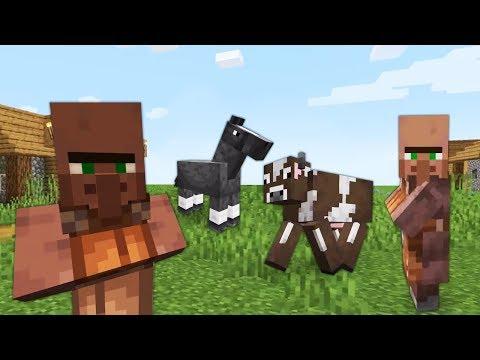 Видео игры Майнкрафт - прохождение MineCraft. Выживание в травяной пустыне!