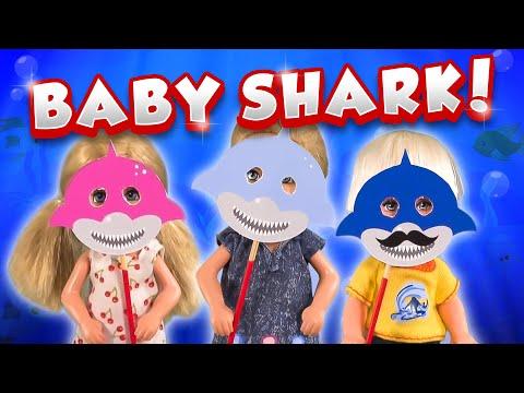 Barbie - Baby Shark   Ep.221
