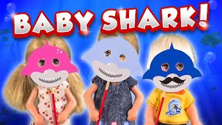 Barbie - Baby Shark | Ep.221