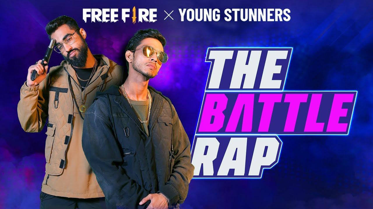 THE BATTLE RAP - Young Stunners x Free Fire   Talha Anjum   Talhah Yunus (Prod. By Jokhay)