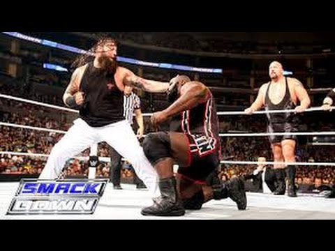 8-Man Tag Team Match: SmackDown, March 26, 2015