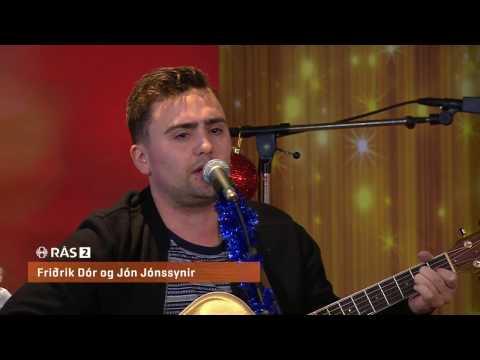 Friðrik Dór - Fröken Reykjavík (Rás 2 - Aðventugleði 2016)