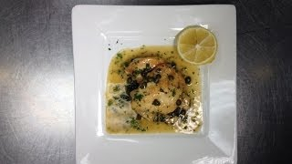 Frugal Family Feast: Chicken Piccata With Lemon Caper Sauce