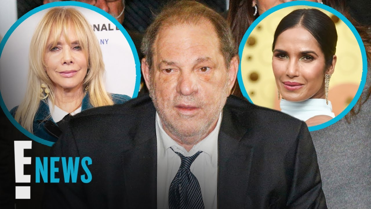 Celebrities React to Harvey Weinstein's Guilty Verdict News