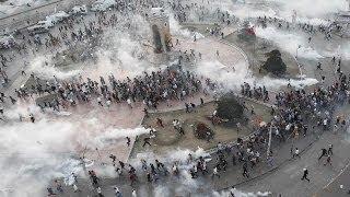 Harvey: 'İkinci Gezi olası' - BBC TÜRKÇE