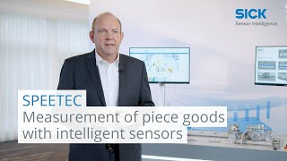 Measurement of piece goods with intelligent sensors from SICK | SICK AG