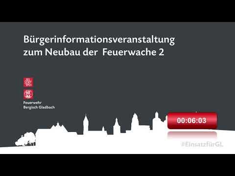Zweite Bürgerinformationsveranstaltung zum Neubauprojekt Feuerwache 2