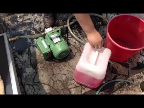 How Solar Water Heater Input Propylene Glycol? www.gmohitech.com
