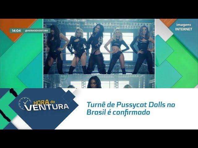 Turnê de Pussycat Dolls no Brasil é confirmado e fãs vão à loucura - Bloco 01