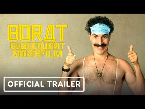 Borat 2 - Official Trailer (2020) Sacha Baron Cohen