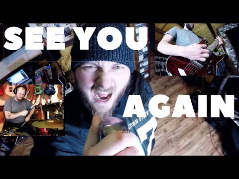 Wiz Khalifa - See You Again (Metal Cover) by Crooked Metal