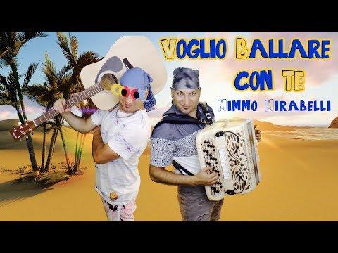 VOGLIO BALLARE CON TE - cover fisarmonica - MIMMO MIRABELLI