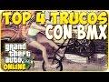 Gta 5 Online - Top 4 En Trucos Con BMX - Trucos Gta 5 Online