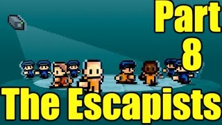 The Escapists Gameplay Playthrough Part 8 - Tonights the Night (PC)