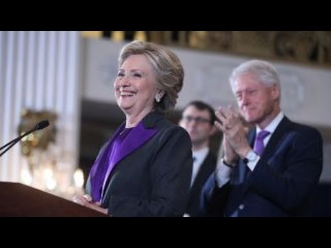 Why Democrats continue to debate election loss
