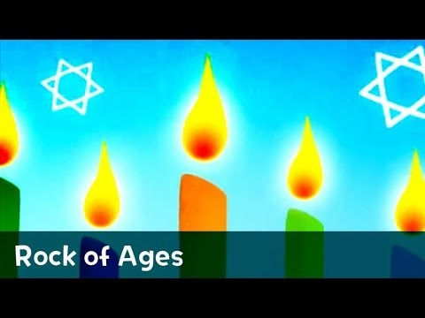 Sing  Along: Rock of Ages / Maoz Tsur with lyrics from Speakaboos