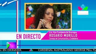 Comunicación con la Vicepresidenta Compañera Rosario Murillo, 14 de Diciembre de 2018