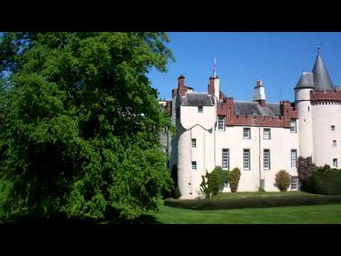 Cortachy Castle Angus Scotland
