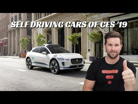 When Will Self-Driving Cars Get Here? CES 2019 Demo Reveals Promise