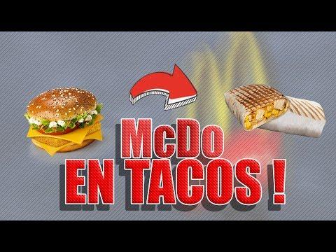 je-fais-un-tacos-avec-un-menu-du-mcdonald's-!