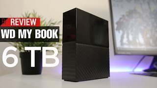 Western Digital My Book 6TB - Bikin Data jadi Aman!
