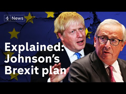 Boris Johnson's Brexit plan revealed - reaction and analysis