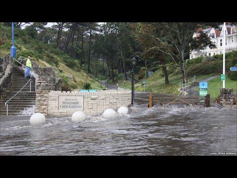 Bournemouth + SandBanks/Poole Flooding