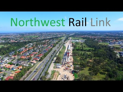 Northwest rail link