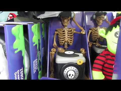 Halloween Scratch DJ Toy - Gonna make you sweat ( C& C Music Factory)