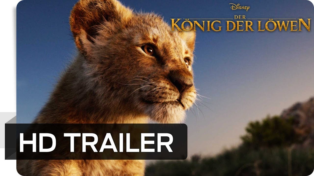 lion trailer deutsch