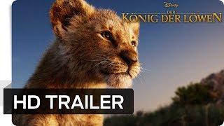DER KÖNIG DER LÖWEN - Offizieller Trailer (deutsch/german) | Disney HD