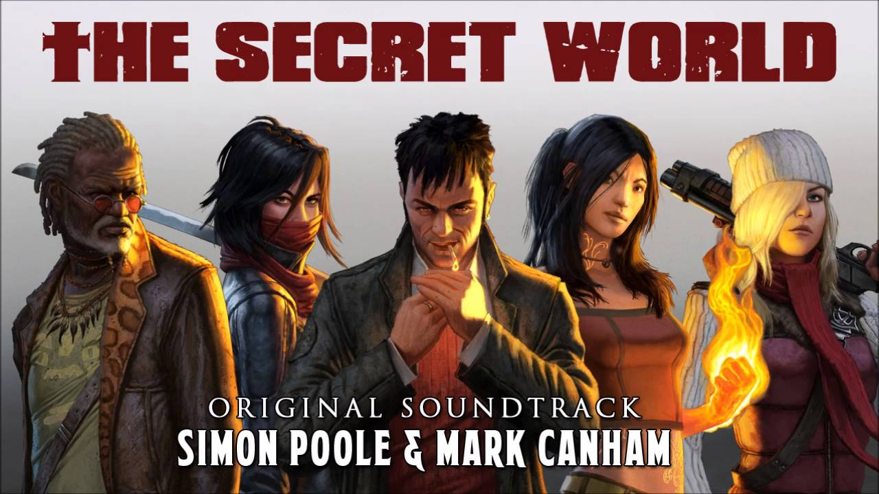 how long does the secret world take to download