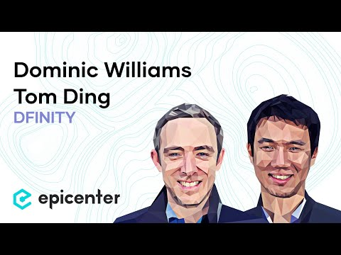 Tom Ding & Dominic Williams: DFINITY and the Quest for a Decentralized Cloud (Episode 157)