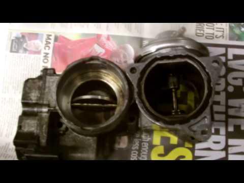 AUDI,VW19 tdi EGR valve cleaning
