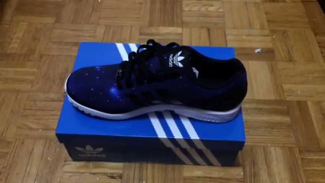 Adidas Zx Flux Galaxy Review