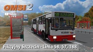 OMSI 2 [o003] [LIVE] - Fikcyjny Szczecin i Jelcz 120M/3