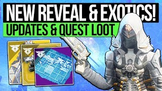 Destiny 2 News | STRIKE EXOTIC & NEW DLC REVEAL! New Unlocks, Catalyst RNG, Time Gate & Responses!