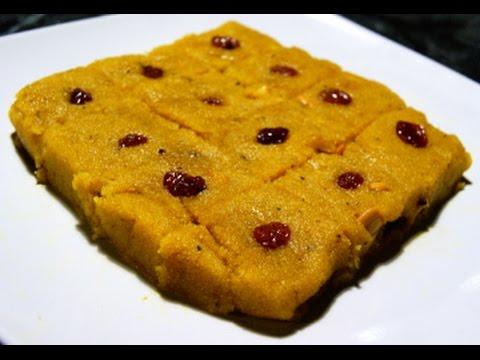 Kesari Sooji Burf-No artificial colors-Natural plant based food ...