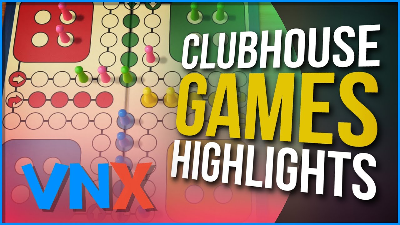 VNX Highlights: Clubhouse Games w/Brother