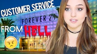 B*TCHIEST FOREVER 21 EMPLOYEES EVER | STORY TIME/RANT
