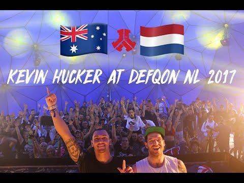 FIRST INTERNATIONAL GIG - DEFQON.1 NL 2017