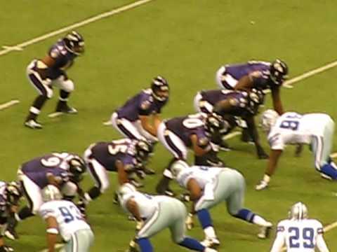 2nd long Ravens TD Run