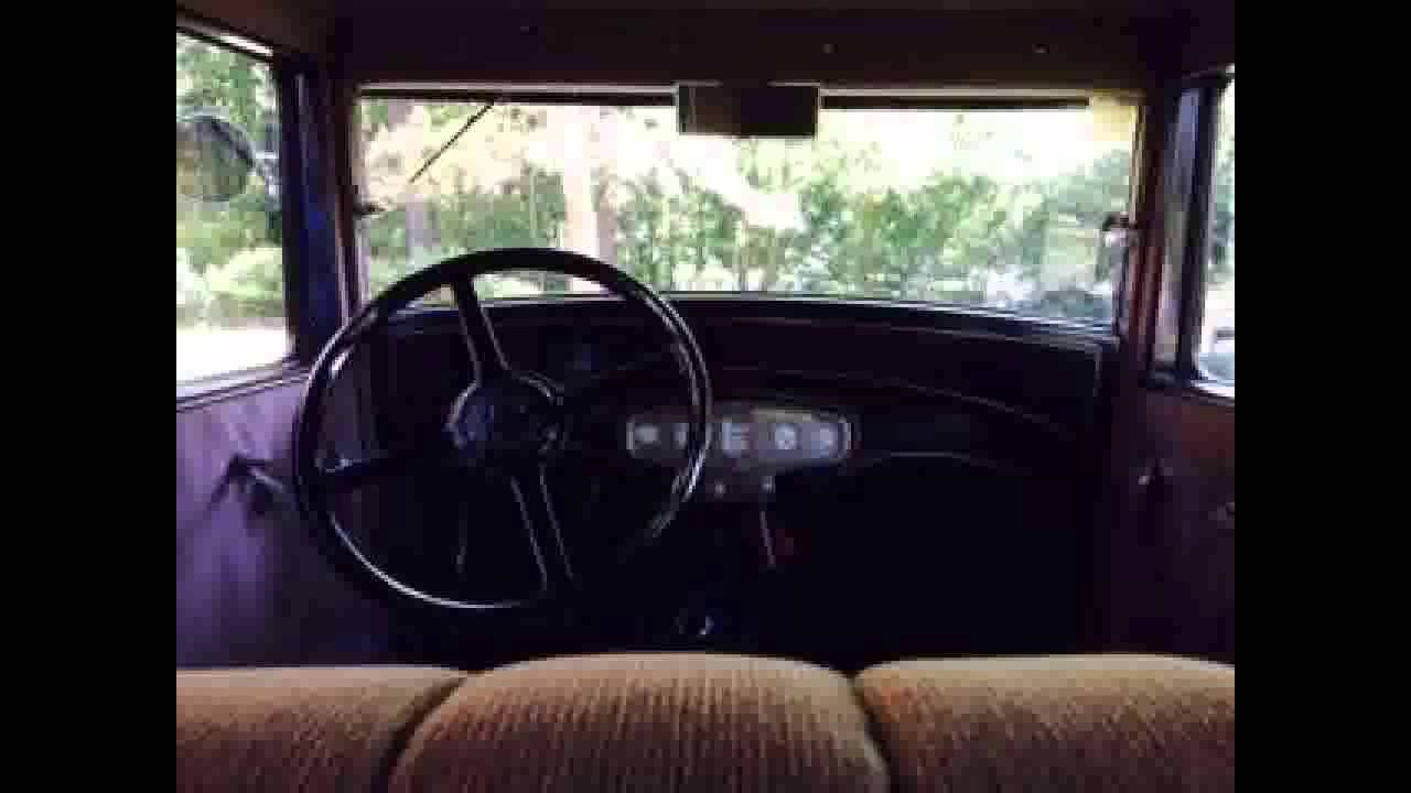 FOR SALE 1929 Essex Super Six IN MOUNTAIN BRK AL 35223 - YouTube