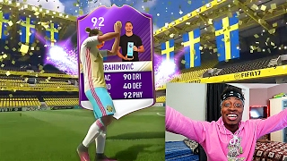 RONALDO IN A PACK & MESSI IN A 5K PACK!! - TOP 10 FIFA PACKS!! #1