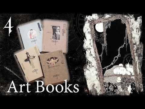 Takato Yamamoto: Four Art Books [Flip Through]