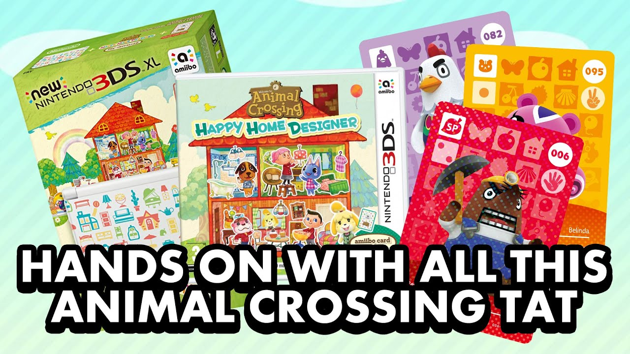 The Appspy Guide To Animal Crossing Happy Home Designer