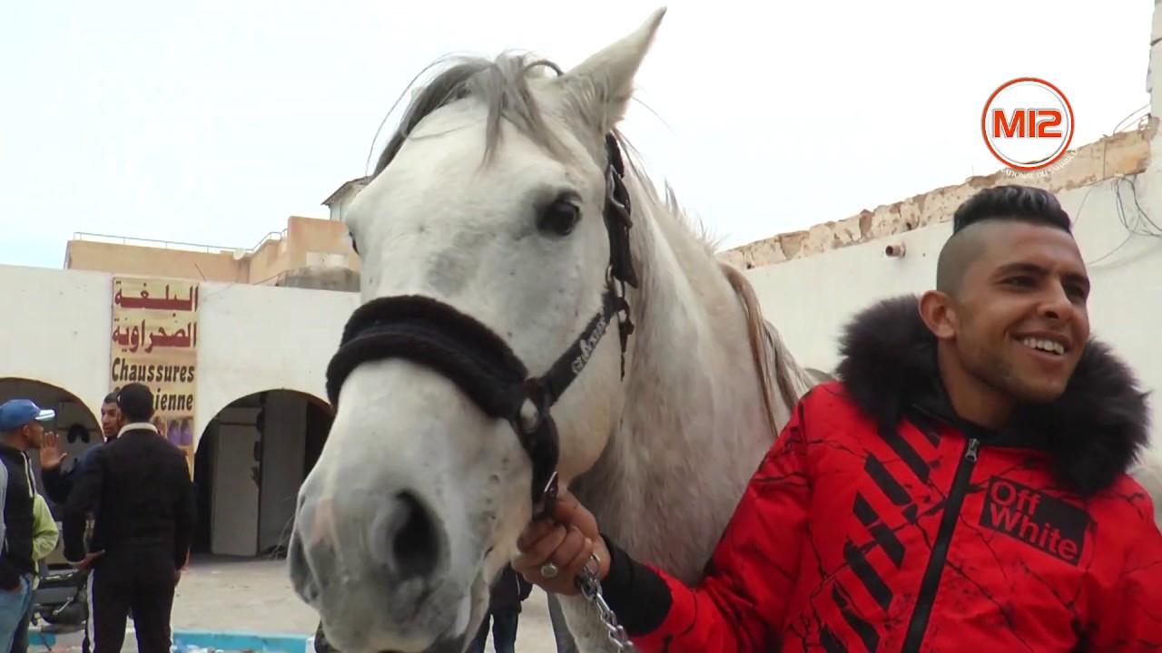 المهرجان الدولي للصحراء بدوز الدورة 52 : اليوم الثالث بساحة السوق