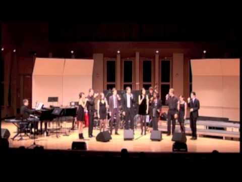 "USC's CreSCendo performs ""Stolen Moments"" at the Oceanside Jazz Festival (2013)"