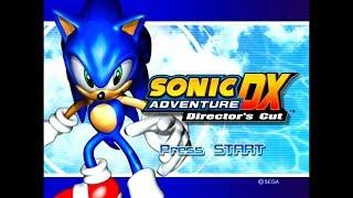 Sonic Adventure DX (HD) playthrough ~Longplay~